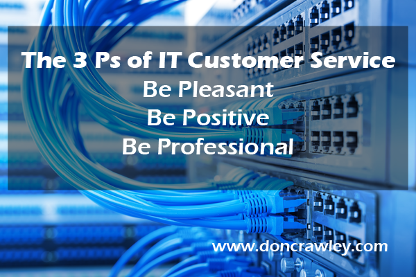 IT customer service