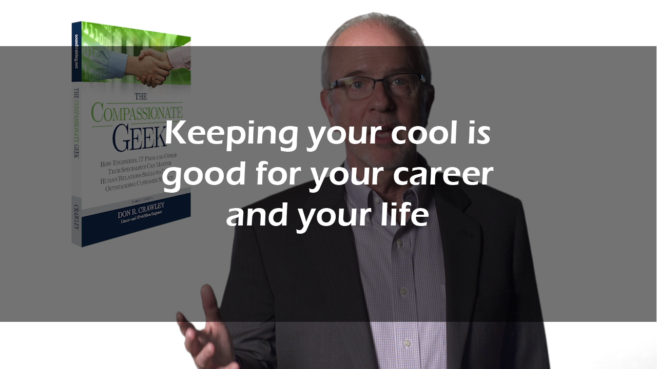 learn how to keep your cool